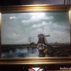 Arte: PINTURA OLEO EN LIENZO.. Lote 120097939