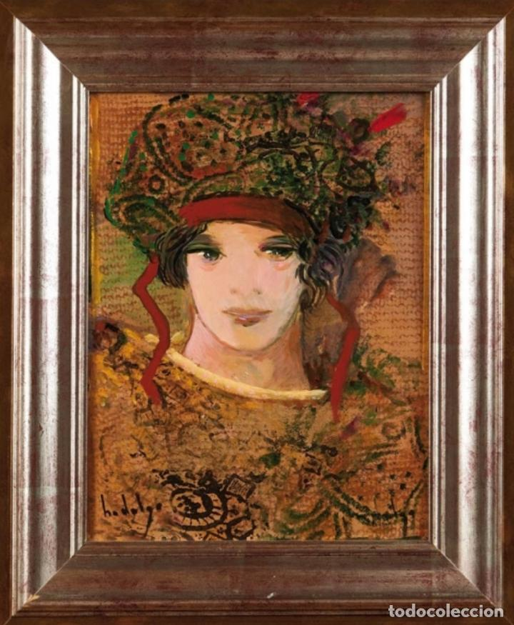 JOAQUIM HIDALGO (Arte - Pintura - Pintura al Óleo Contemporánea )