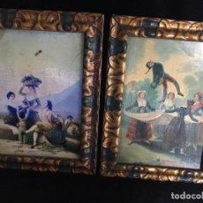 Arte: GOYA, EL PELELE Y LA VENDIMIA (REPRODUCCION). Lote 120288955