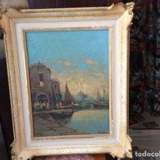 Kunst - Antiguo óleo - 120395274