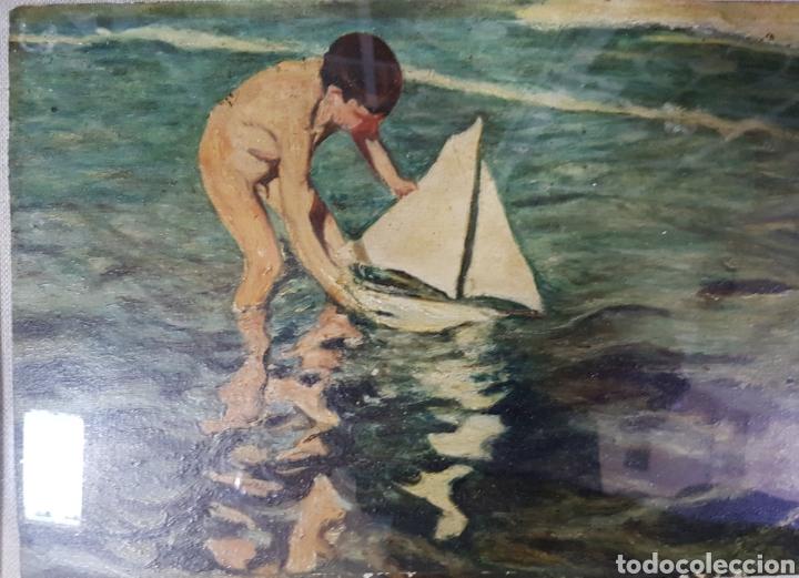 ESCUELA VALENCIANA PRIMERA MITAD S.XX (Arte - Pintura - Pintura al Óleo Moderna siglo XIX)