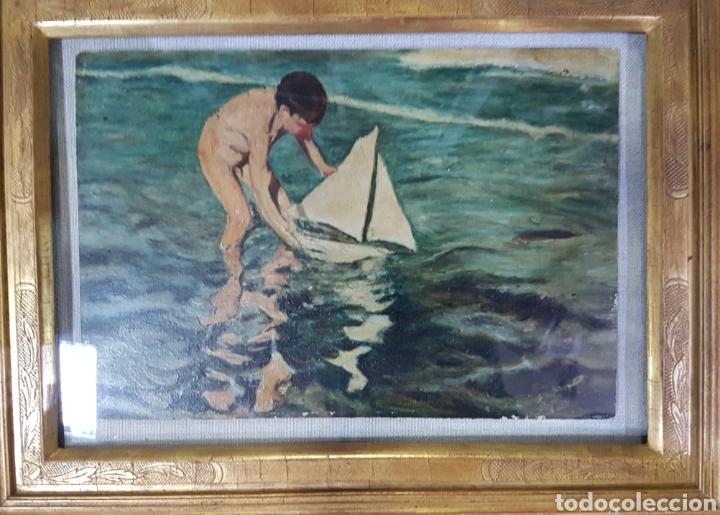 Arte: Escuela valenciana primera mitad S.XX - Foto 2 - 120453775