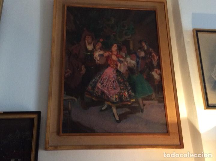GRAN ÓLEO (Arte - Pintura - Pintura al Óleo Antigua sin fecha definida)