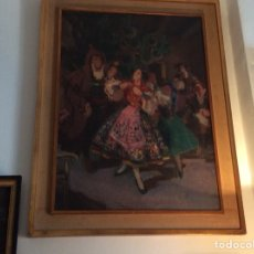 Kunst - Gran óleo - 120494016