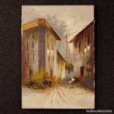 Arte: PINTURA ITALIANA DE PAISAJE EN ESTILO IMPRESIONISTA. Lote 120527103