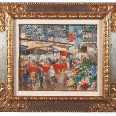Arte: JOSÉ LUIS FLORIT PARIS. Lote 105089543