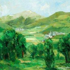 Arte: ANTONI VIVES FIERRO - PAISAJE - ÓLEO. Lote 120596251