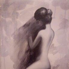 Arte: DESNUDO, OLEO SOBRE LIENZO, FIRMADO. Lote 120678434