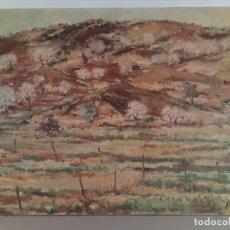 Arte - OLEO SOBRE LIENZO DE PINTOR MALAGUEÑO - 121056031