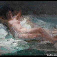 Kunst - ÓLEO DE JUAN MONTESINOS MALDONADO. (1914 - 1978) - 121221383