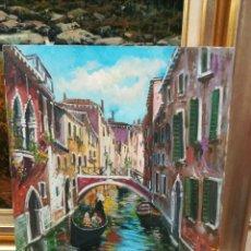 Arte: CANAL DE VENEZIA. Lote 121514131