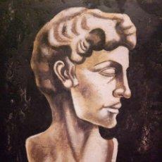 Arte: OLEO SOBRE LIENZO, MUY BONITO. Lote 121552470