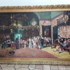 Arte: OLEO. COPIA DE LA VICARIA DE FORTUNY. Lote 121736156