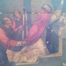 Arte: FELIPE PABLO DE SAN LEOCADIO MISA DE SAN GREGORIO MAGNO ECCE HOMO.. Lote 122132195