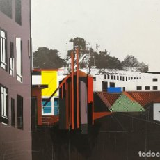 Arte: XURXO MARTIÑO. (VIMIANZO, CORUÑA 1964) PREGON DE MADRUGADA.. Lote 122199311