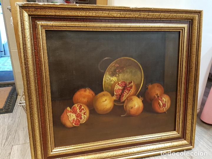 CUADRO LIENZO OLEO (Arte - Pintura - Pintura al Óleo Antigua sin fecha definida)