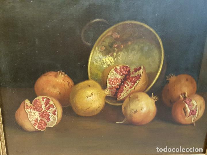 Arte: cuadro lienzo oleo - Foto 2 - 122228775