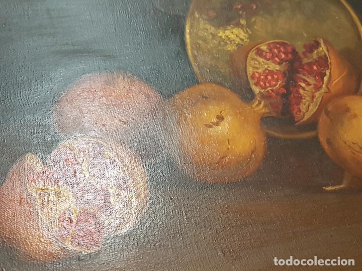 Arte: cuadro lienzo oleo - Foto 9 - 122228775