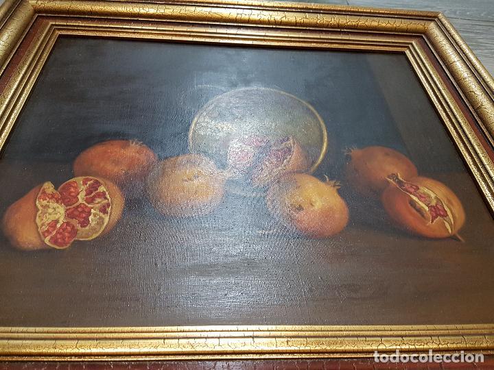 Arte: cuadro lienzo oleo - Foto 10 - 122228775