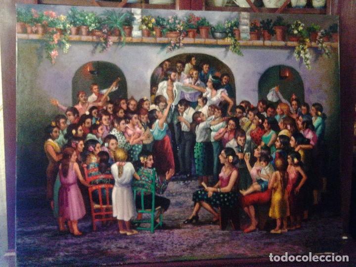 jologa. lienzo 116x89. f50. elige marco de rega - Comprar Pintura al ...