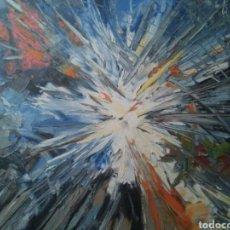 Arte: PINTURA MODERNISTA ..PINTOR DANI DANILO..IMPACTANTE.. Lote 122284540