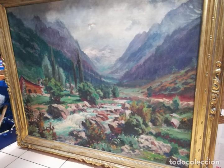 Arte: Cuadro de el artista Batalla, con marco - Foto 3 - 122573663
