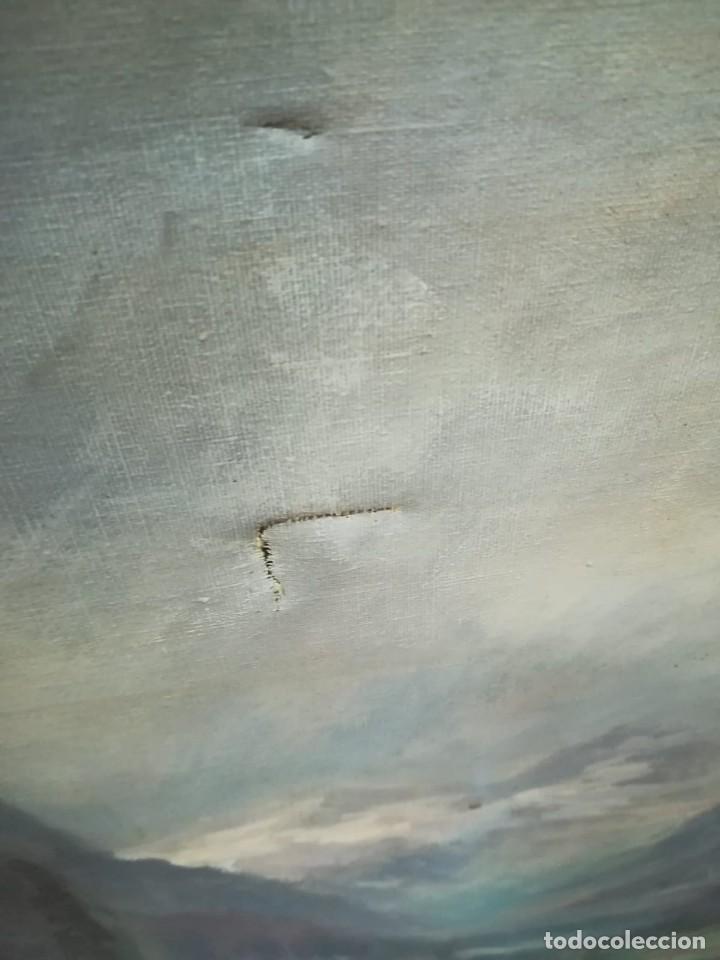 Arte: Cuadro de el artista Batalla, con marco - Foto 7 - 122573663