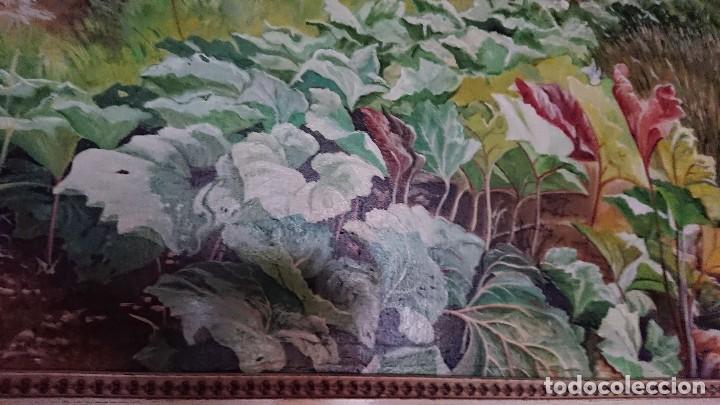 Arte: ÓLEO SOBRE LIENZO GRAN TAMAÑO FIRMADO GONZÁLEZ - Foto 4 - 122591439
