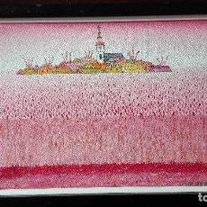 Arte: PAISAJE OLEO SOBRE LIENZO FIRMADO:VENARSKY ONDREZ TECNICA PUNTILLISTA.. Lote 122782895