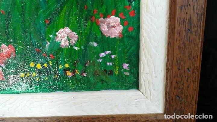 Arte: Óleo sobre lienzo firmado - Foto 2 - 122866651