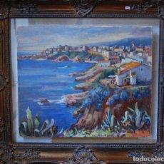Arte: OLEO PINTOR XAVIER VIÑOLAS. Lote 123129471