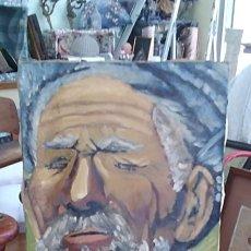 Arte: OLEO, FIGURA MASCULINA. Lote 123345915