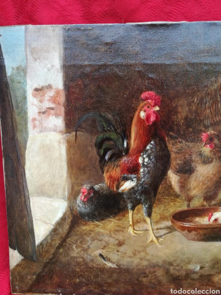 Arte: Cuadro óleo Federico Jiménez - Foto 2 - 123389879