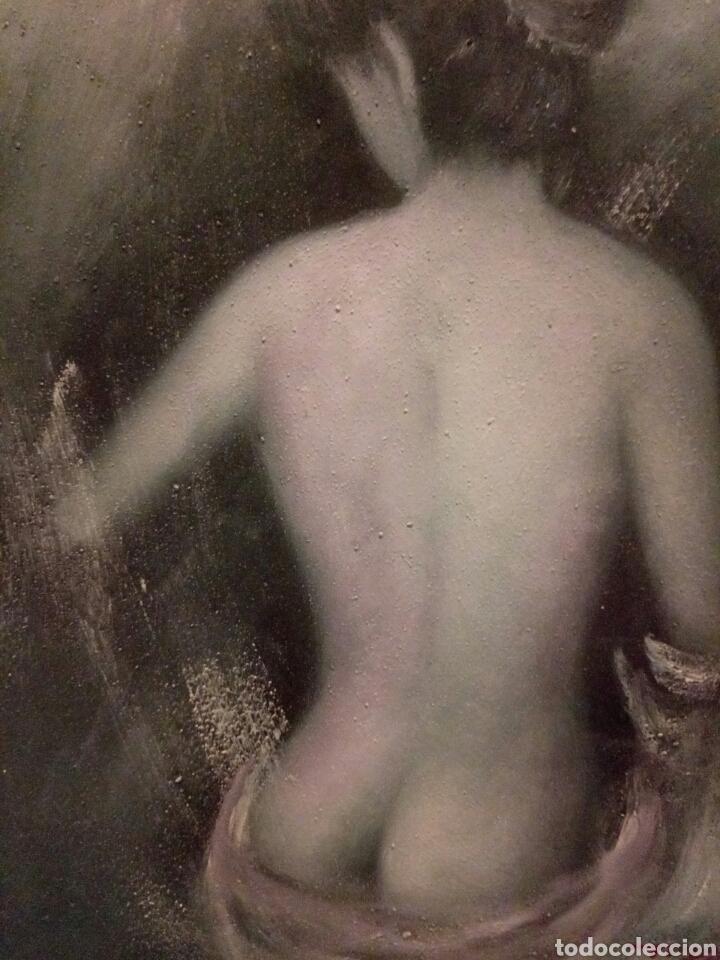 Arte: MUY BONITO DESNUDO,Oleo sobre lienzo - Foto 3 - 123544107