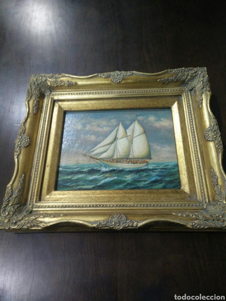 CUADRO AL OLEO A D (Arte - Pintura - Pintura al Óleo Moderna sin fecha definida)