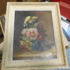 Arte: CUADRO DE PAUL BAUDRY CON OBRAS EN MUSEOS, PRADO PARIS LUXEMBURGO Y OTROS 1828-1886 FRANCIA. Lote 124259775