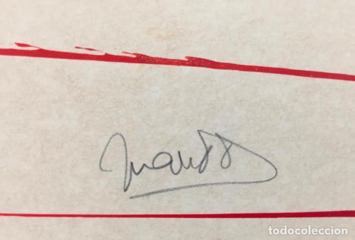 Arte: GERARDO DELGADO . PINTURA ORIGINAL , ABSTRACCIÓN , ACRILICO , FIRMADO 1988 , SEVILLA - Foto 8 - 124435147