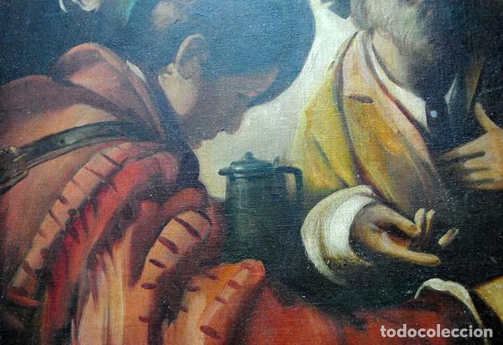 Arte: PINTURA ÓLEO SOBRE LIENZO ESCUELA ESPAÑOLA - Foto 7 - 124590627
