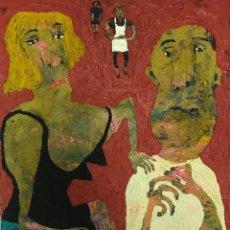 Arte: ELISABETH SABALA (1956). Lote 124612735