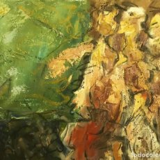 Arte: MARIANO CORRAL LIBANO (1926-2009). Lote 125274695