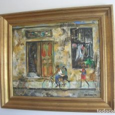 Arte: ANTONI VIVES FIERRO. Lote 125304863