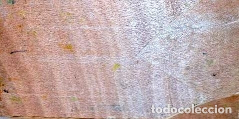 Arte: Oleo sobre tabla .Firmado - Foto 2 - 101138839