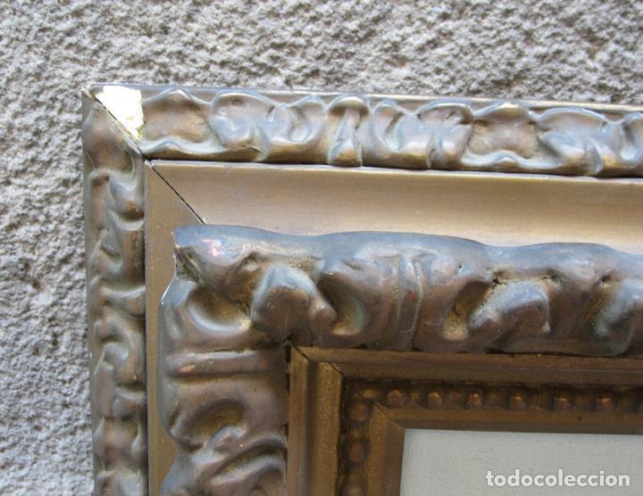 Arte: M. Forteza - sol de tardor, Manacor, Mallorca. Pintura al óleo sobre tela. 80x70cm - Foto 4 - 125898143
