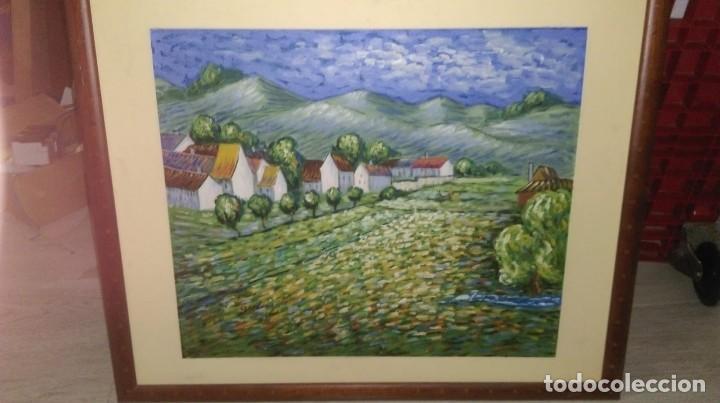 CUADRO PINTOR GEELONG (Arte - Pintura - Pintura al Óleo Contemporánea )