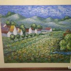 Arte: CUADRO PINTOR GEELONG. Lote 126441655