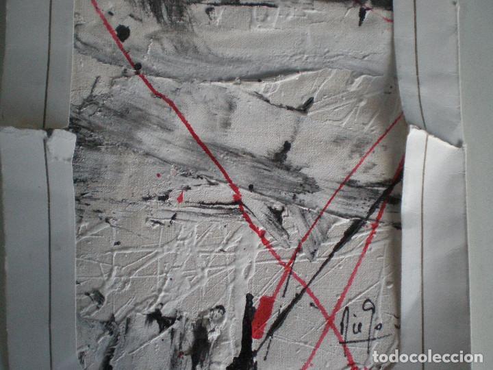 Arte: DIEGO ANGÉ 1887-1952 // PINTURA ORIGINAL // PINTOR GENERACION DEL 27 JUAN GRIS DALI LORCA BUÑUEL - Foto 3 - 126752035