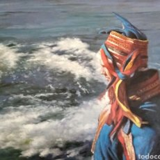 Arte: SHERPA, IMPRESIONISMO,OLEO SOBRE LIENZO. Lote 126755450
