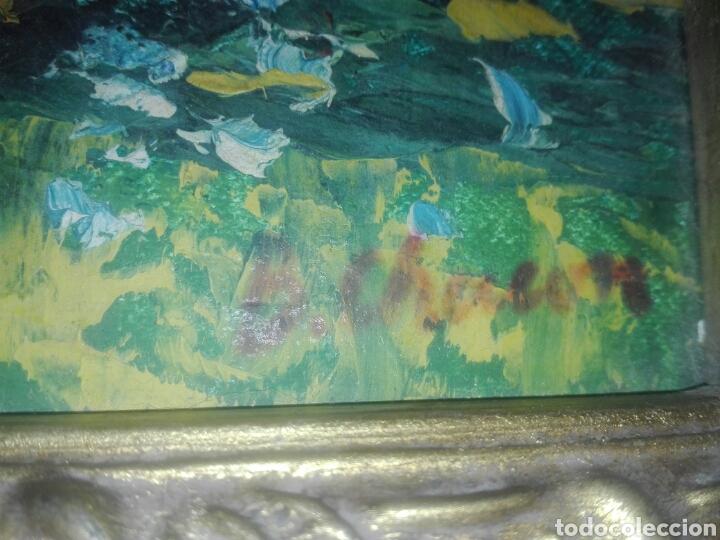 Arte: pintura al oleo realizada conforme a las tecnicas de los grandes maestros. - Foto 2 - 126825147