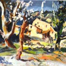 Arte: JOSEP TORRELL, REUS. TARRAGONA 1929. Lote 126887239