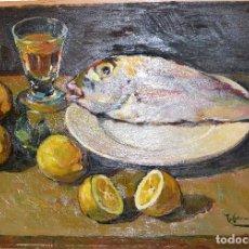 Arte: JOSEP FERRÉ REVASCALL (VILAPLANA, 1907 - REUS, 2001). Lote 127154087